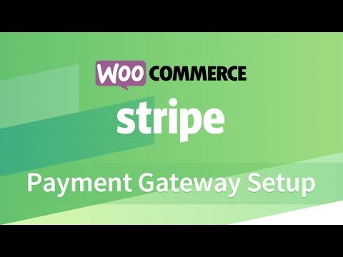 WooCommerce Stripe Gateway Plugin Setup