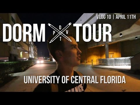 DORM TOUR VLOG | University of Central Florida