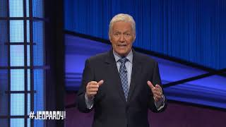 Alex Trebek's final goodbye and parting message
