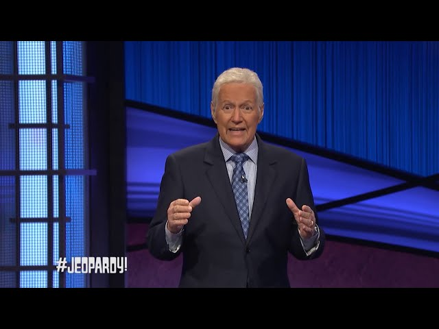 Alex Trebek\'s final goodbye and parting message