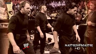 "2012/2013: The Shield 1st WWE Theme Song - ""Special Op"" (iTunes Released) + Download Link"