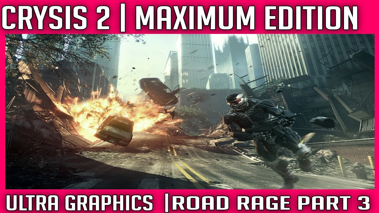 Crysis 2 - Maximum Edition | Walkthrough Part 3