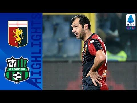 Genoa 2-1 Sassuolo | Pandev Scores Late Winner! | Serie A TIM