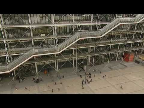 [ARTE] Architecture Collection - Episode 05: Renzo Piano & Richard Rogers - Georges Pompidou Centre