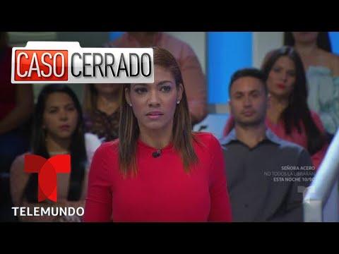 Infidelidad Vengada 👩🏻 🍕💏 | Caso Cerrado | Telemundo