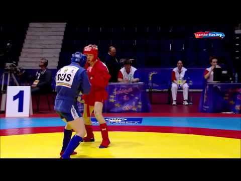 Sambo European Championship 2014 Day 1 part 1 Romania Bucharest