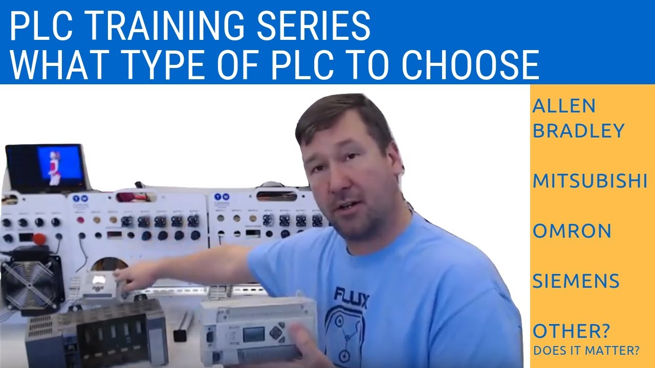 What type of PLC should I start with? Allen Bradley, Siemens, Omron,  Mitsubishi, Automation Direct?