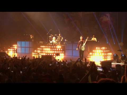 Green Day - Holiday • Infinite Energy Arena • Duluth, GA • 3/10/2017