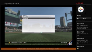 MLB 18 the show Game 35