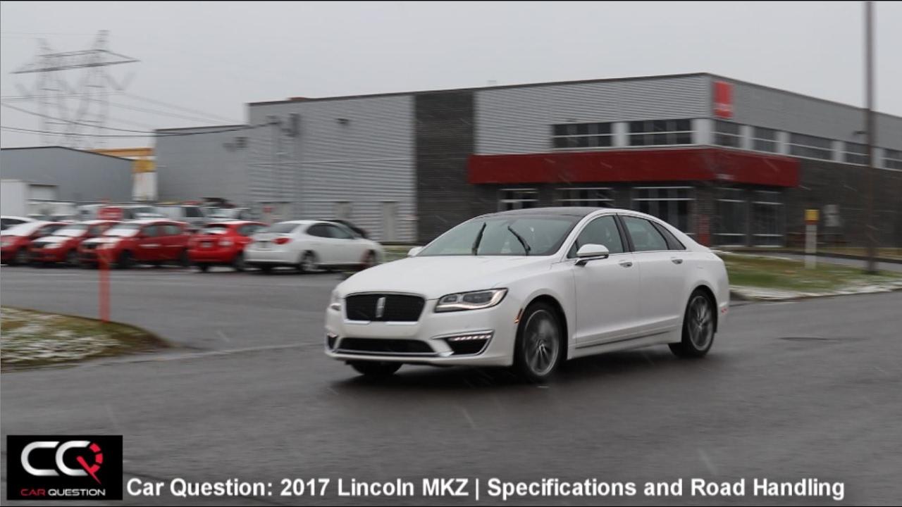 Lincolnmkz Mkz Sedan