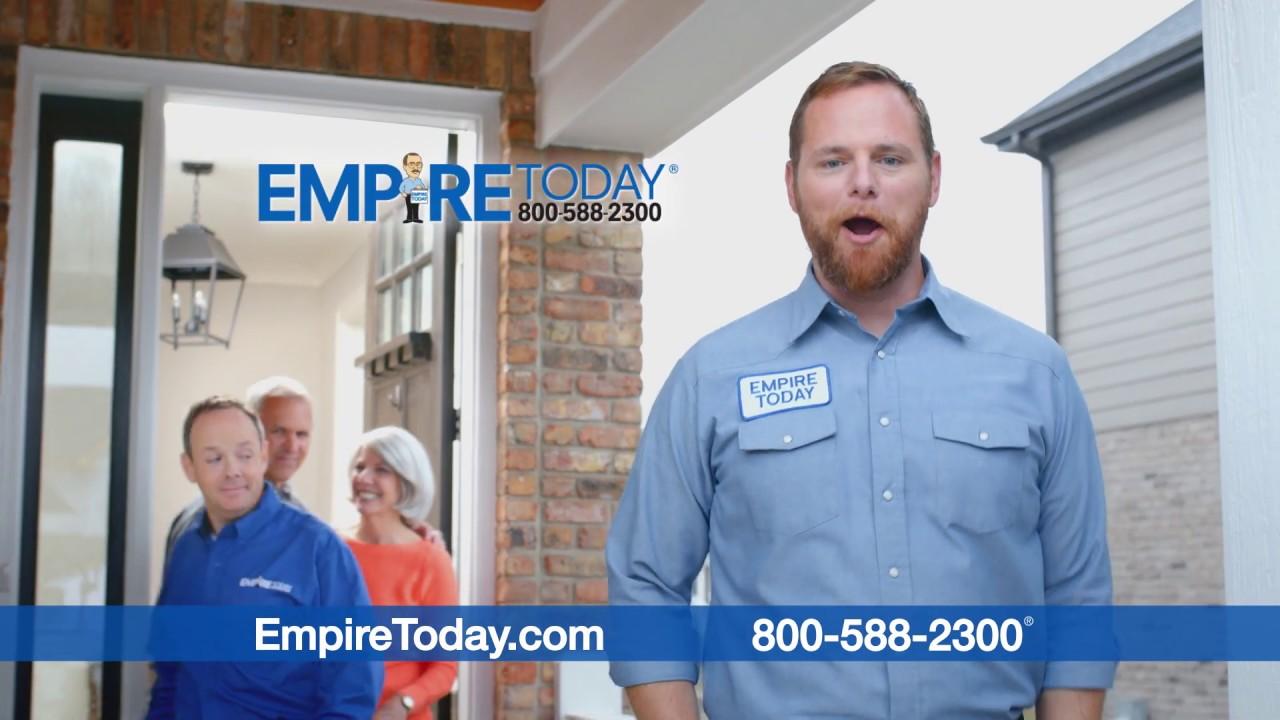 TV Commercials & Current Sales Videos  Empire Today