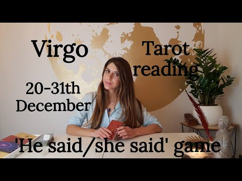 VIRGO - FEEL THE PASSION AND ALLOW IT TROUGH YOUR VEINS! Love Tarot reading