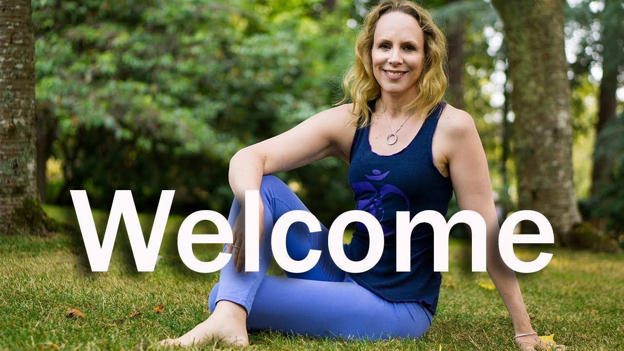 Welcome to Yoga with Dr. Melissa West - YouTube