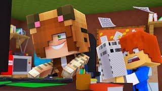 Minecraft Daycare - NEW JOB !? (Minecraft Roleplay)