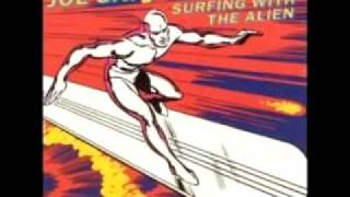 Joe Satriani Surfing With The Alien Original Backing track