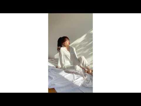 [DOROSIWA] The Inner Beauty 실크레이스 파자마