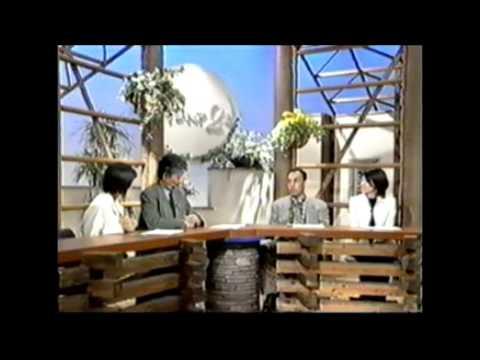 SIMKO AHMED ON JAPANESE TV, OSAKA , ART AND HUMAN RIGHTS