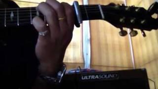 test acoustic amp ultrasound ag50d4s