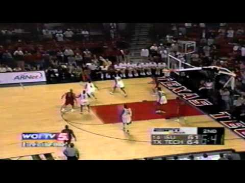 MBB: Iowa State at Texas Tech (2000)