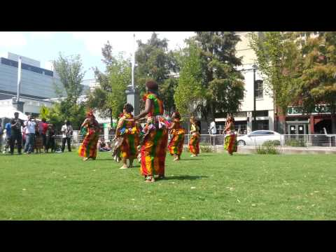 Traditional West Africa Dance   BR Hops   Part 1