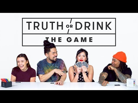 Truth or Drink is Now a Game! | Truth or Drink | Cut