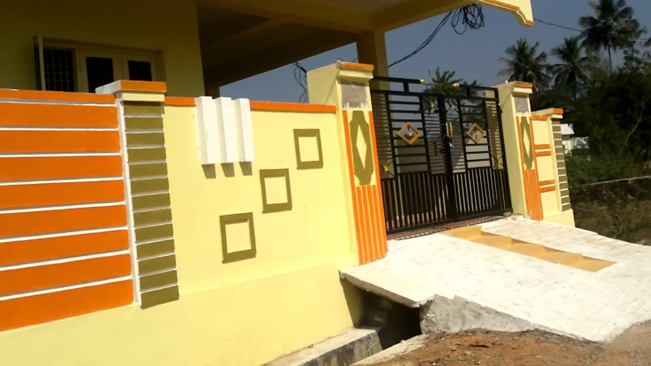 Latest Front Elevation Design : Independent house for sale at visakhapatnam papayyaraj