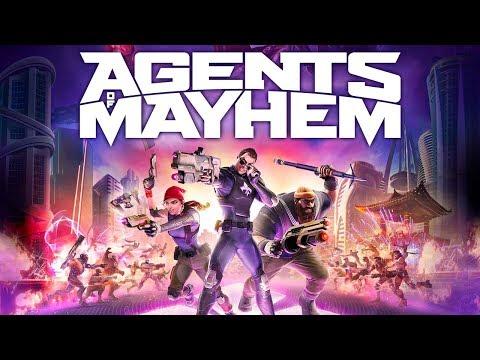 Agents of Mayhem - Saints or Sinners?