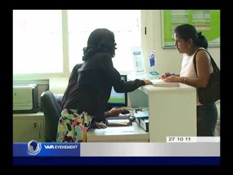 2011 10 27TV VIVA  Nouveul agence de bank à Itasy