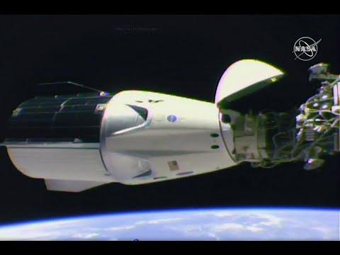 WATCH LIVE: SpaceX Undocking from International Space Station #CrewDragonUndocking @2:00am EST