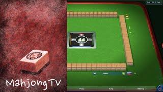 # 87 Спортивный маджонг - игра против течения.