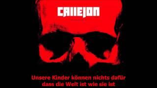 Callejon - Raketen [HQ] [Lyrics]