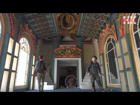 HK URBEX: Bizzare mansions in Chiang Mai, Thailand