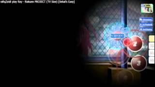 Osu! - To Love-Ru Darkness(Ray) - Rakuen Project(TV Size)Easy(Hard Rock + Flash Light)