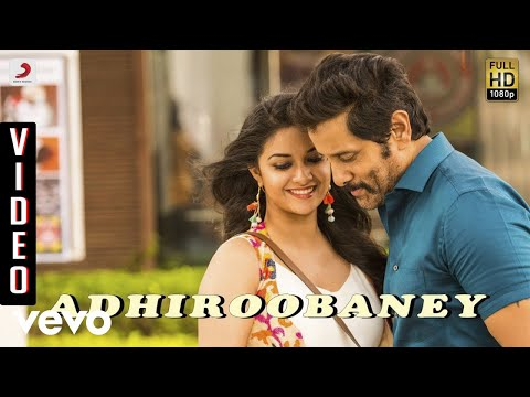 Saamy² - Adhiroobaney Video | Chiyaan Vikram, Keerthy Suresh | DSP