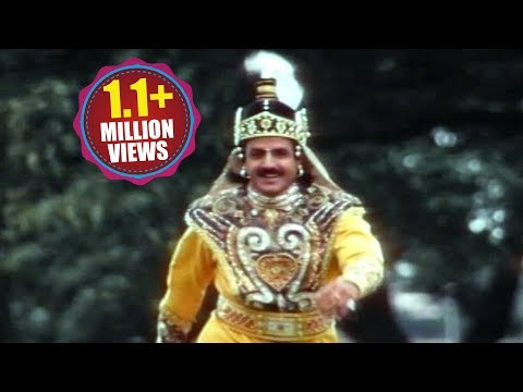Top Hero Songs - Samaja Varagamana - Nandamuri Balakrishna, Soundarya - HD
