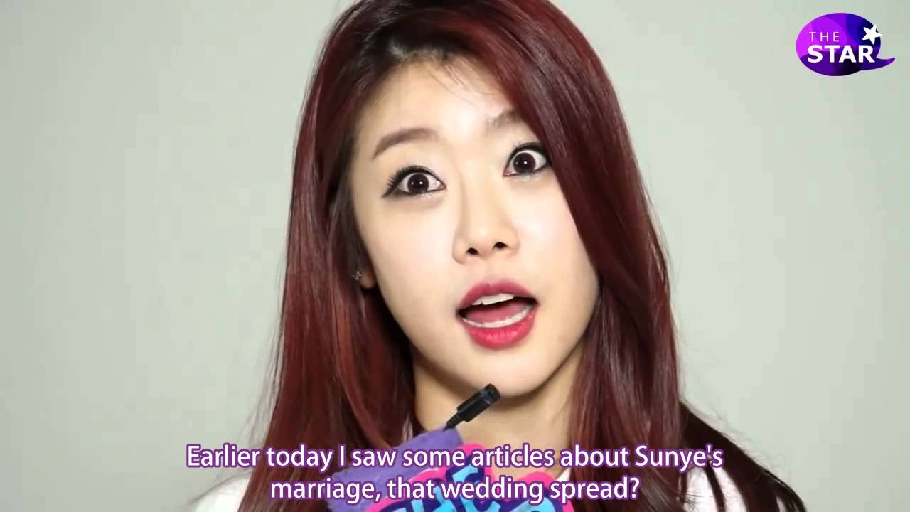 Eng] 130327 The Star Interview - Girl's Day Sojin - YouTube