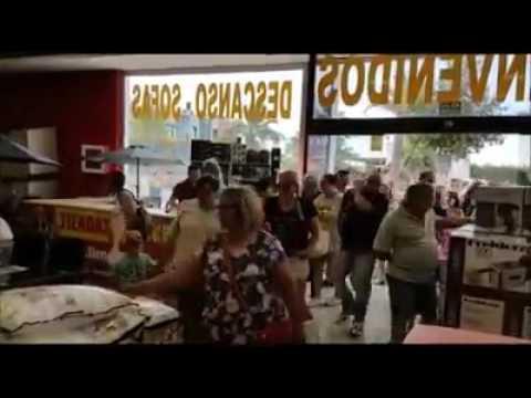 Tiendas anticrisis el castor inauguraci n denia youtube - El castor muebles ...