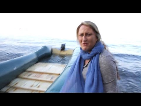 A look at the Refugee Boats - Lesbos Greece