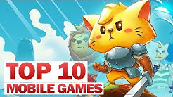 TOP 10: Beste Mobile Games für euer Smartphone! 📱