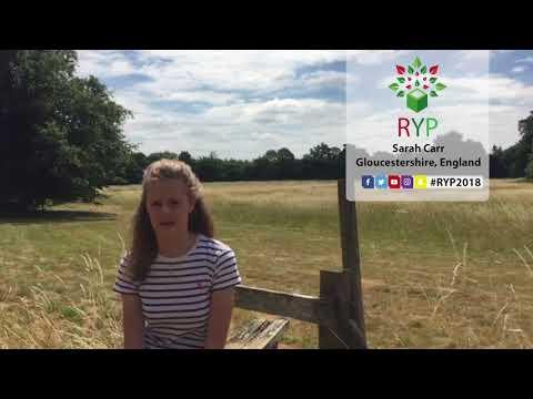 Sarah Carr - Gloucestershire, England (Vlog 1)