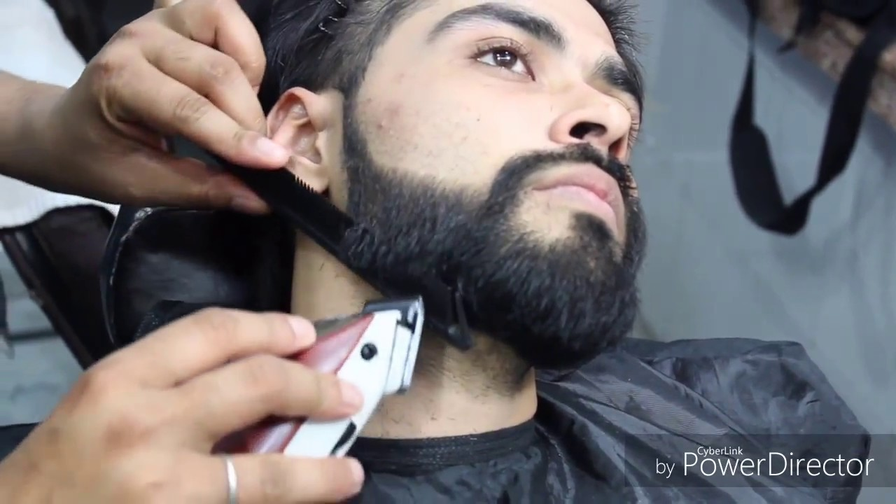 Beard Like Virat Kohli Beard N Hairstyles Youtube