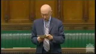British Jewish MP Speaks out against Israeli Terror 2009