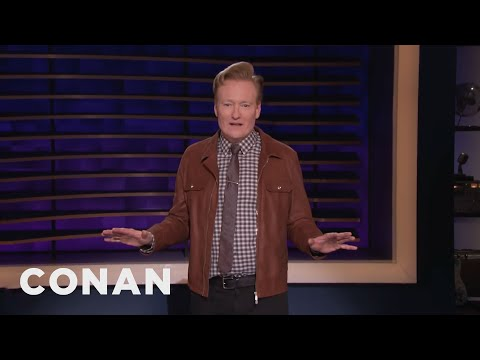 Conan: Michael Cohen Is A Bad Lawyer & A Terrible Doctor - CONAN on TBS