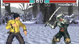Game Boy Advance Longplay [049] Tekken Advance