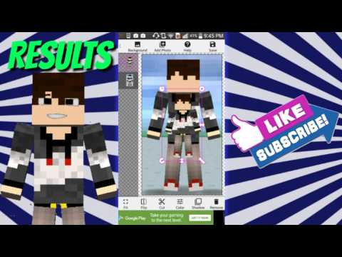 How to animate your minecraft character on androidios easy how to animate your minecraft character on androidios easy ccuart Images