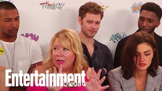 the originals julie plec reveals hayleys friends with benefits sdcc 2017 entertainment weekly