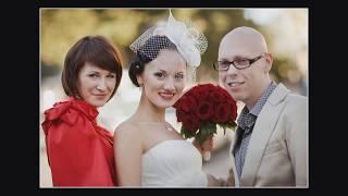 Свадьба Екатерины и Романа, август 2010 г., Новосибирск
