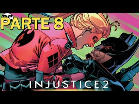 INJUSTICE 2 -PARTE 8 - comic 17- 18 y 19 - batman - superman - flash - alejozaaap