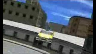 Crazy Taxi Fare Wars by GameZ.nl