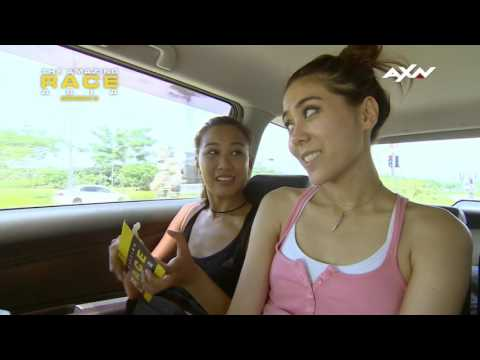 The Amazing Race Asia Season 5 with Grab!